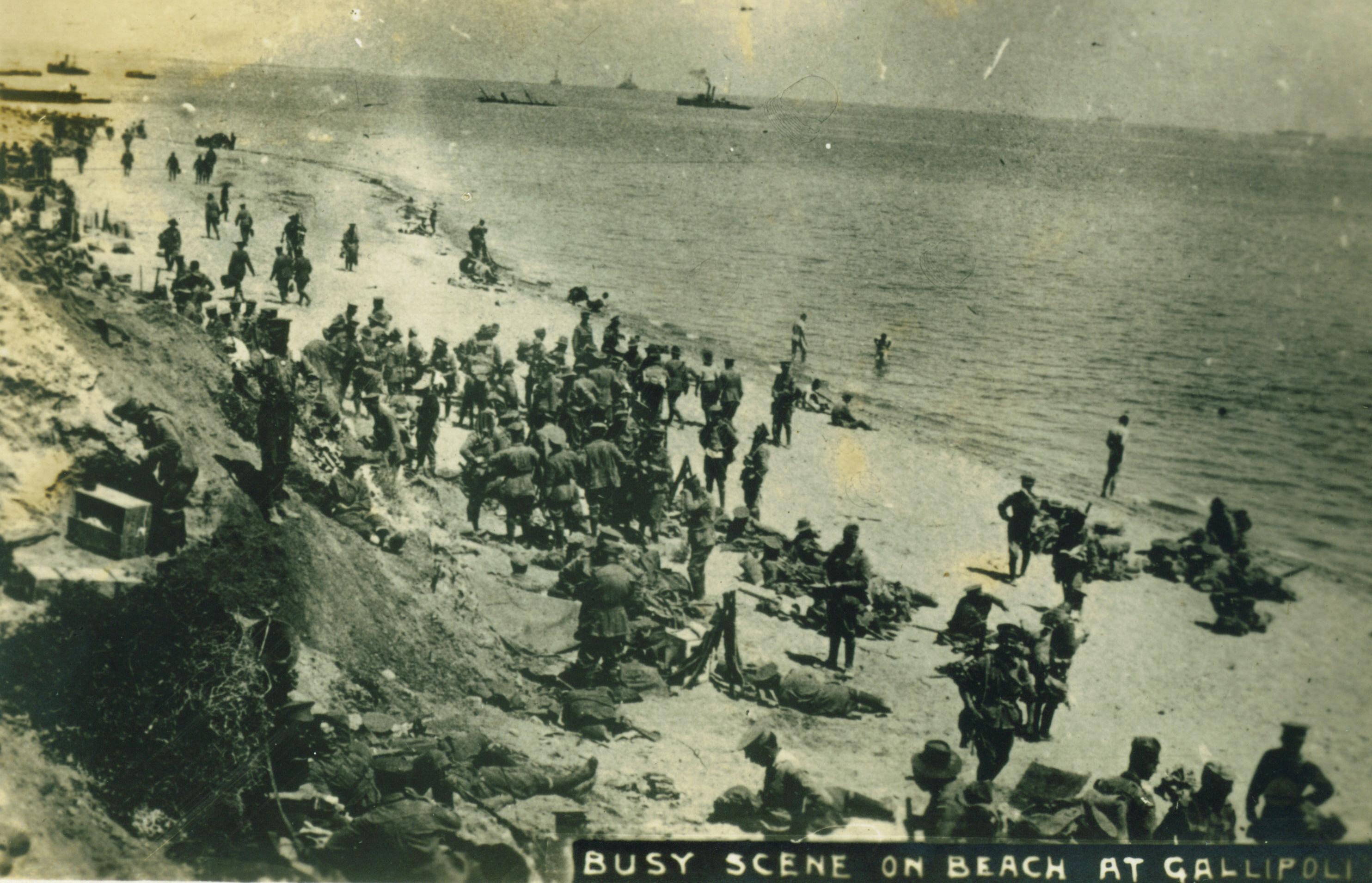 Gallipoli  Great War Photos