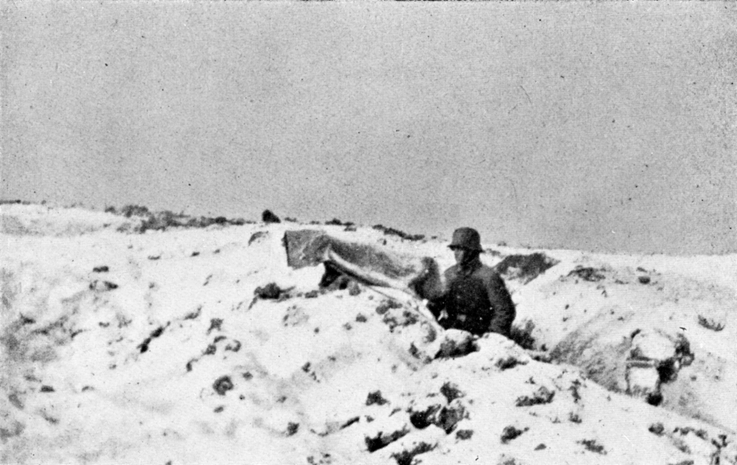1917 Great War Photos Battle Story Cambrai This Image Which Makes You Cold Just By Looking At It Is Perhaps More Reminiscent Of The Eastern Front In Ww2 But Fact Was Taken Early