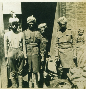 Indian Troops 1915